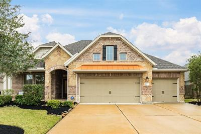 Pearland Single Family Home For Sale: 1503 Preserve Lane