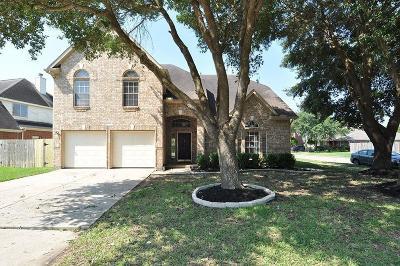 Sugar Land Single Family Home For Sale: 11718 Pedernales Falls Lane