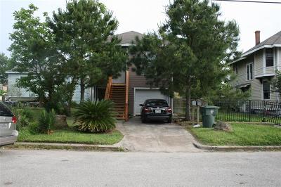 Galveston Rental For Rent: 4505 Avenue K