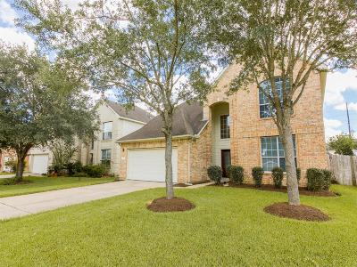 Lake Olympia, Lake Olympia/Villa Del Lago Single Family Home For Sale: 1527 Mustang Crossing
