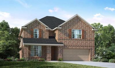Crosby Single Family Home For Sale: 710 S Chamfer Way