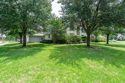 Houston Single Family Home For Sale: 9518 Therrell Drive
