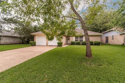 Houston Single Family Home For Sale: 15718 Caprock Drive