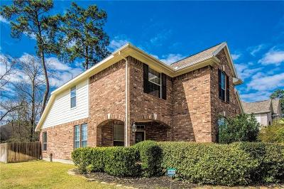 The Woodlands Single Family Home For Sale: 23 N Colewood Court Court N