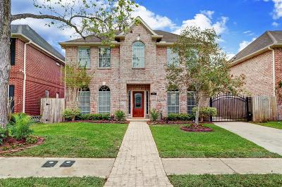 Bellaire Single Family Home For Sale: 4332 Lula Street