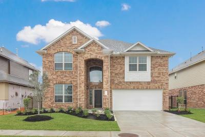 Katy Single Family Home For Sale: 24019 Cannon Anello