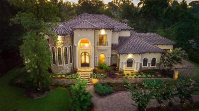 The Woodlands TX Single Family Home For Sale: $1,925,000