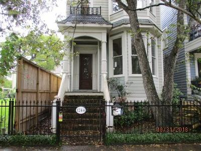 Single Family Home For Sale: 1244 Cortlandt Street