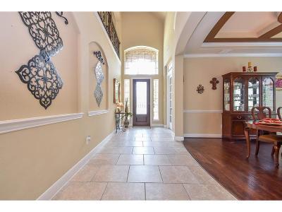Humble Single Family Home For Sale: 17715 Carr Creek Lane
