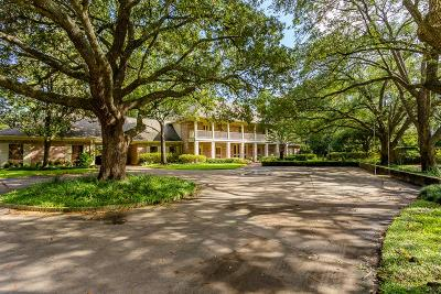 Piney Point Village Single Family Home For Sale: 11514 Summerhill Lane