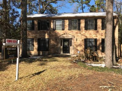 Single Family Home For Sale: 2815 Golden Leaf Drive