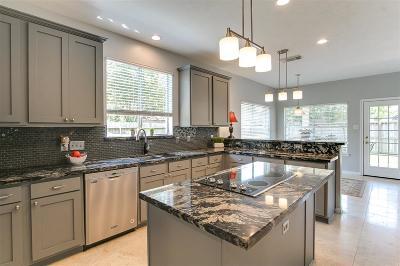 Pasadena Single Family Home For Sale: 1226 Elmhurst Trails Lane