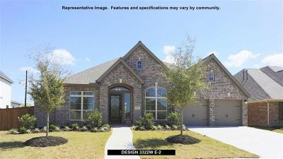 Tomball Single Family Home For Sale: 25134 Pinebrook Grove Lane