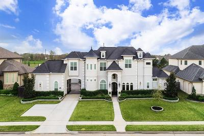 Katy Single Family Home For Sale: 26107 Kingsgate Lane