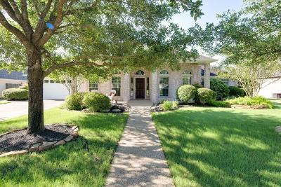 College Station Single Family Home For Sale: 2112 Rolling Rock Place