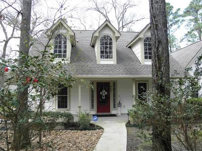 Magnolia Single Family Home For Sale: 6202 Weisinger Drive