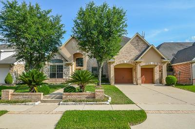 Sugar Land Single Family Home For Sale: 6810 Peatwood Way