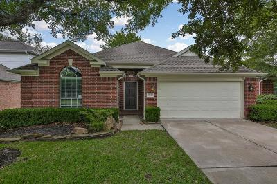 Katy TX Single Family Home For Sale: $215,000