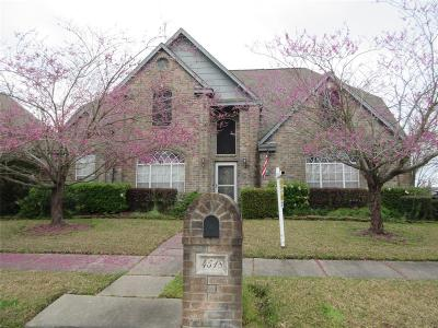 Single Family Home For Sale: 4518 Ironwood Drive