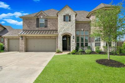 Katy Single Family Home For Sale: 28111 Rippling Lake Court