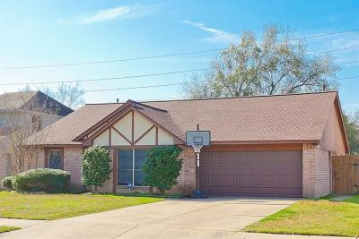 Houston Single Family Home For Sale: 18023 Glenledi Dr