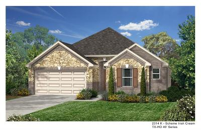 Pearland TX Single Family Home For Sale: $287,995