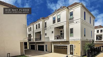 Upper Kirby Single Family Home For Sale: 2311c Richton Street