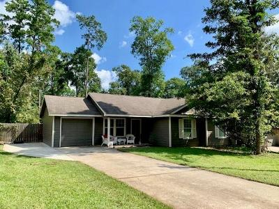 Conroe Single Family Home For Sale: 10773 Royal Magnolia Drive