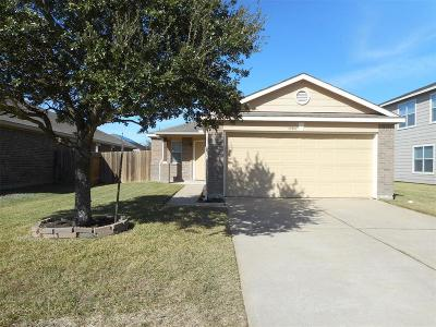 Cypress Single Family Home For Sale: 10907 Barker Gate Court