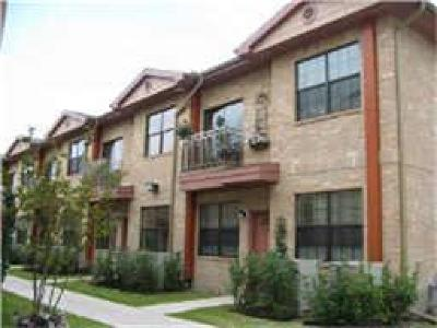 Houston Condo/Townhouse For Sale: 9400 Bellaire Boulevard #508