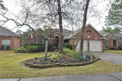 Houston Single Family Home For Sale: 13122 Yaupon Holly Lane