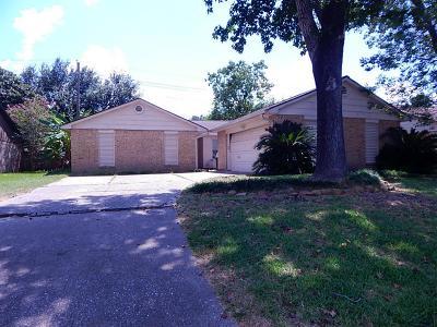 Humble Single Family Home For Sale: 7218 Dogwood Trail Drive