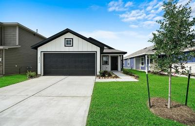 Hockley Single Family Home For Sale: 24034 Swather Way