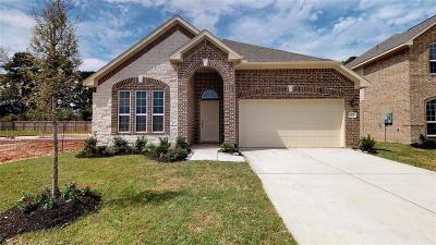 Kingwood Single Family Home For Sale: 26032 Hasting Ridge Lane