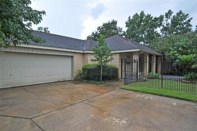 Humble Single Family Home For Sale: 20119 Sunny Shores Drive