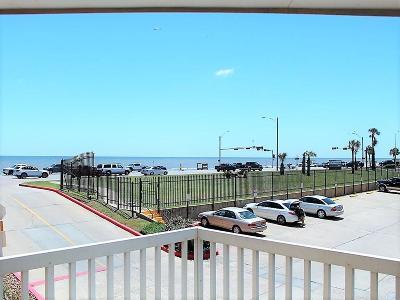 Galveston Condo/Townhouse For Sale: 6300 Seawall Boulevard #6101