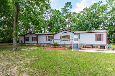 Single Family Home For Sale: 21403 Two Creeks Road