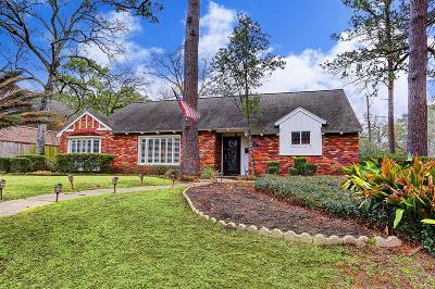 Houston Single Family Home For Sale: 12118 Beauregard Drive
