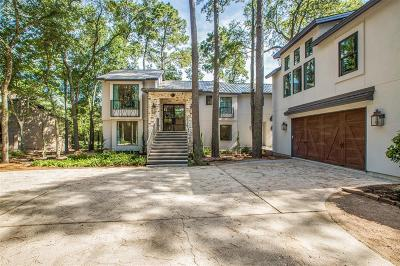 The Woodlands Single Family Home For Sale: 16 Moonvine Court