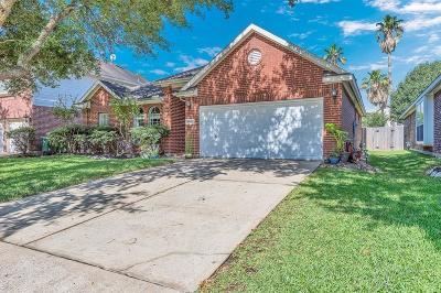 Harris County Rental For Rent: 15615 Bending Birch Drive