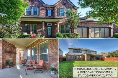 Humble Single Family Home For Sale: 8118 Caroline Ridge Drive
