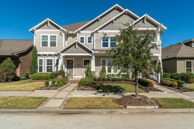 Cypress Condo/Townhouse For Sale: 18318 Central Creek Drive
