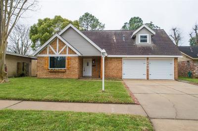 Pasadena Single Family Home For Sale: 2406 Muscadine Lane
