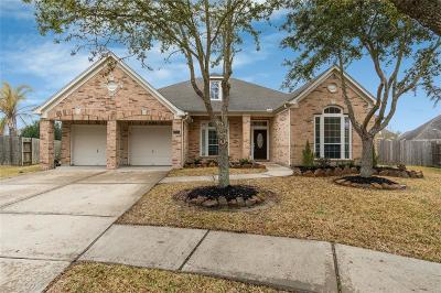 League City Single Family Home For Sale: 2904 Waterborough Court