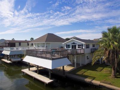 Galveston TX Single Family Home For Sale: $349,500