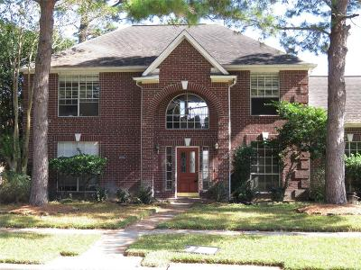 Tomball Single Family Home For Sale: 16315 Lakestone Drive