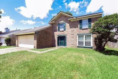 Houston Single Family Home For Sale: 18218 Brooknoll Drive