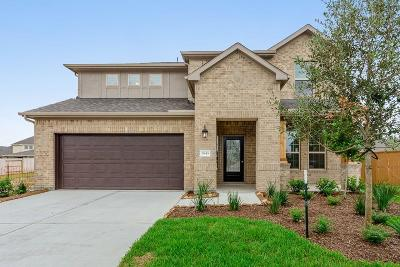 Spring Single Family Home For Sale: 3843 Supremes