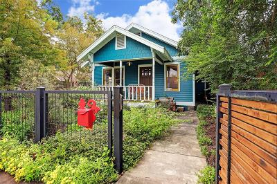 Houston Single Family Home For Sale: 204 E 25th Street