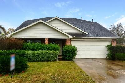 Spring TX Single Family Home For Sale: $205,000